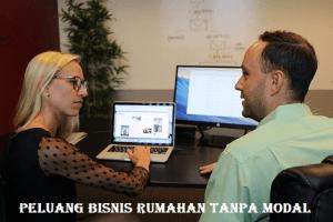 Peluang Bisnis Rumahan Tanpa Modal